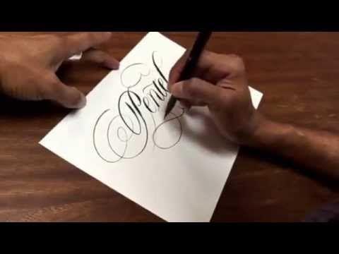 Do It Yourself Asian Hand Scribing
