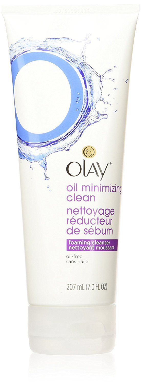 OLAY Oil Minimizing Clean, Foaming Cleanser 7 oz