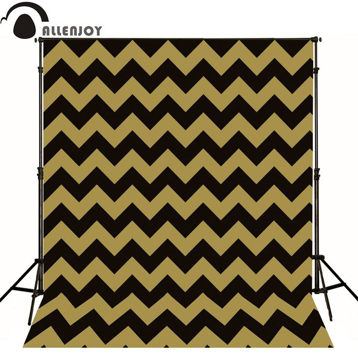 Allenjoy photography backdrops luxury Elegant abstract lines chevron ornamental wallpaper princess baby shower backgrounds