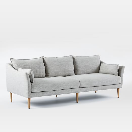 $1500, doesn't look like there is a love seat. Antwerp Sofa | west elm