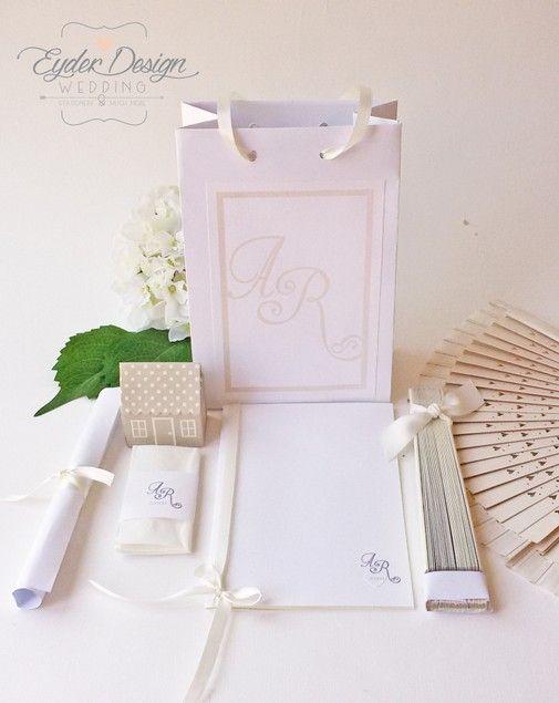 Wedding bag Eyder Wedding Design