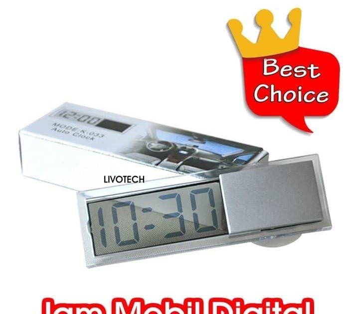 Gambar Jam Digital Mobil Jam Mobil Digital Car Clock K033 K 033 Transparan Spion Suction Cup Download Review Obral Murah Jam T Mobil Gambar Interior Mobil