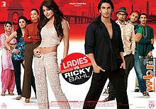 Ladies vs Ricky Bahl - romantic comedy about a conman named Ricky Bahl who cons women until three of these women unite to con him back.
