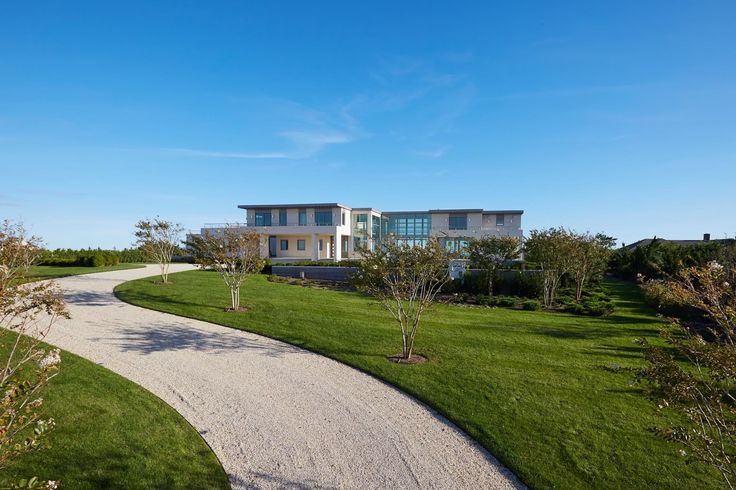 New Construction Modern in the Hamptons