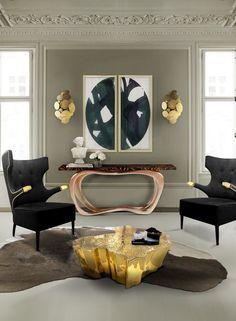 Console Tables at Salone del Mobile 2016 that will make you be crazy to go to Salone del Mobile 2017 | www.bocadolobo.com #bocadolobo #luxuryfurniture #exclusivedesign #interiodesign #SaloneDelMobile #Milan #Design #iSaloni #MDW2017 #salone2017