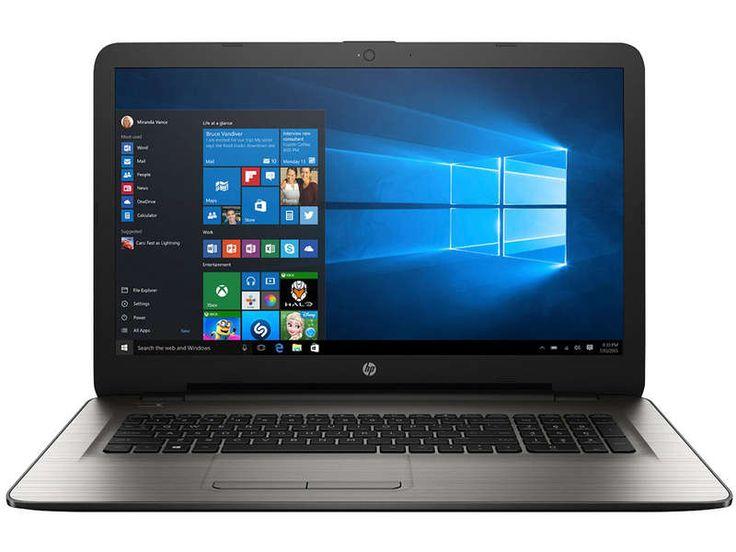 Pc portable 17.3 '' Windows 10 HP PAVILION 17-X011NF