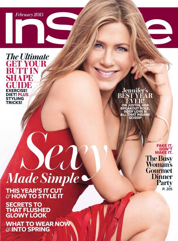 "Pin for Later: Jennifer Aniston Will ""Let You Know"" When She's Pregnant and Married"