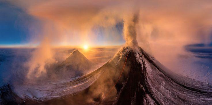 Estas increíbles fotos panorámicas ganadoras de premios lograrán envolverte