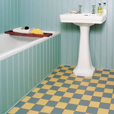 17 best images about venyl gulv badev relse on pinterest for Cheap durable flooring ideas