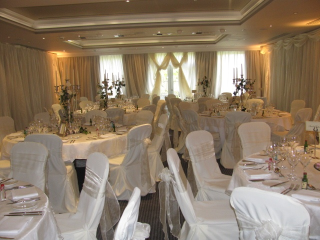 Alexandra suite wedding