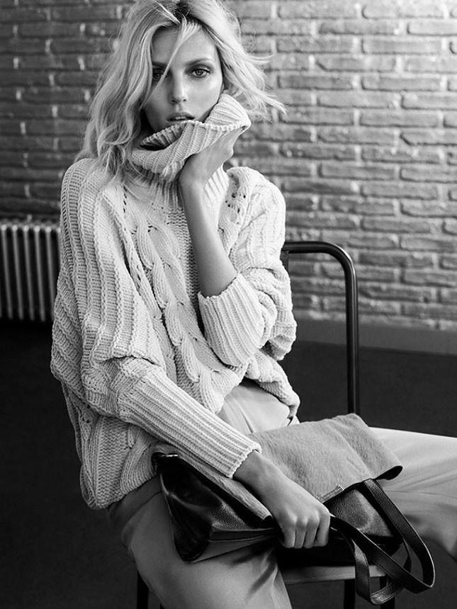 Нью-Йорк, Нью-Йорк: Аня Рубик в коллекции 5th Avenue Massimo Dutti