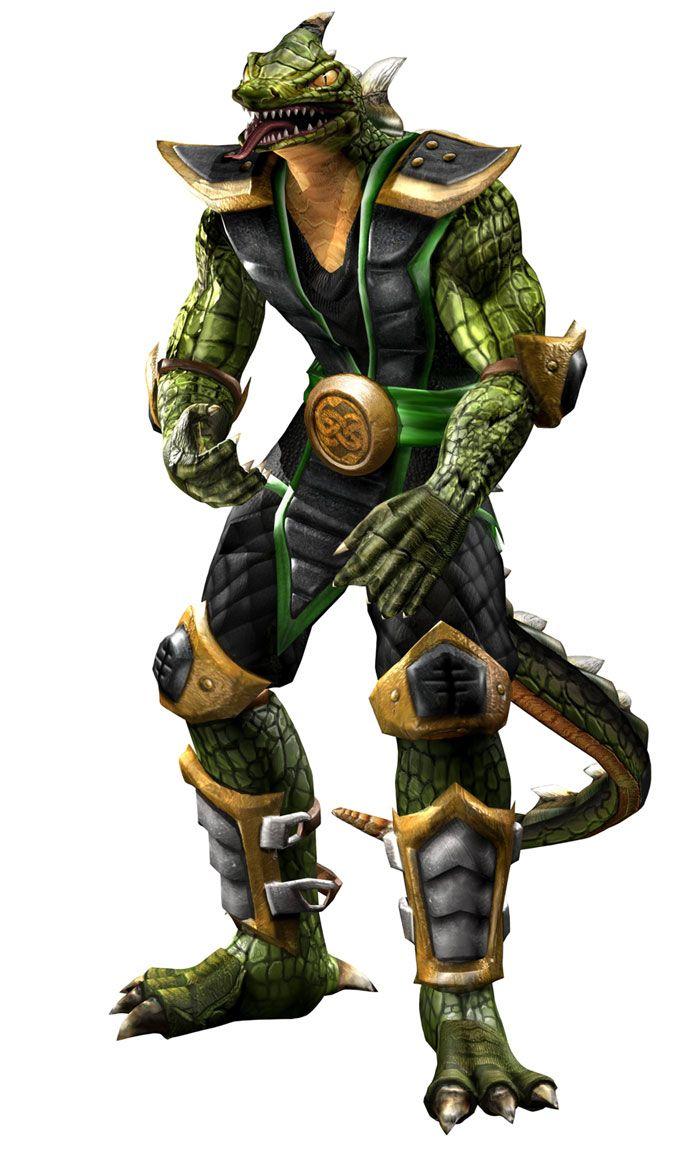 Reptile Mortal Kombat Annihilation   Saurian - The Mortal Kombat Wiki