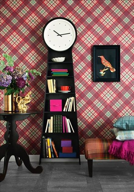 17 best images about vivienne westwood wallpaper for cole for Tartan wallpaper next