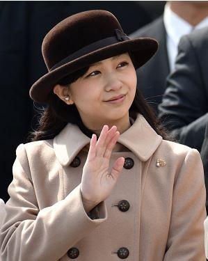 Princess Kako, Feb 28, 2017   Royal Hats