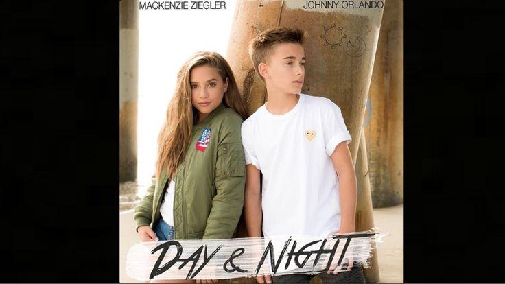Johnny Orlando & Mackenzie Ziegler- Day & Night (Lyric Video)