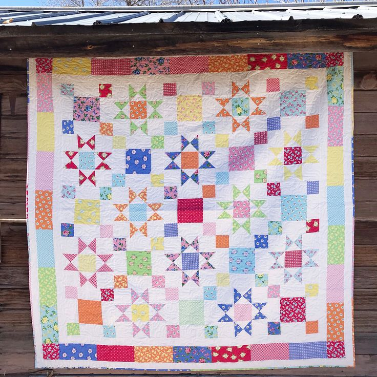 1088 Best Star Quilts Images On Pinterest Bedspreads
