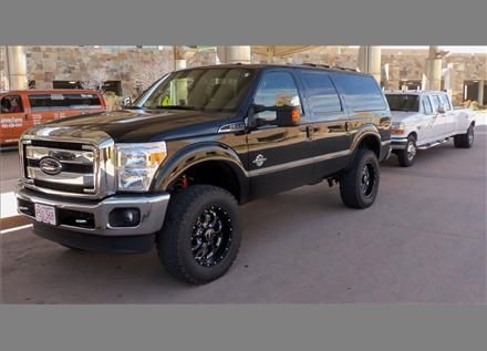 2012 Ford Excursion