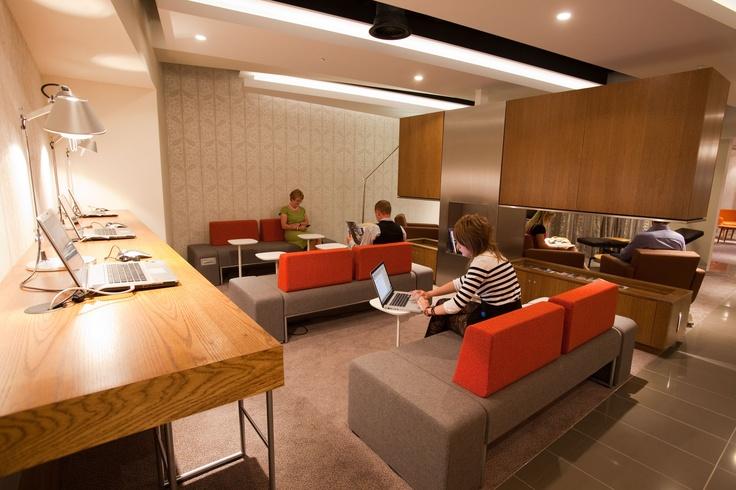 Alternative Work Space
