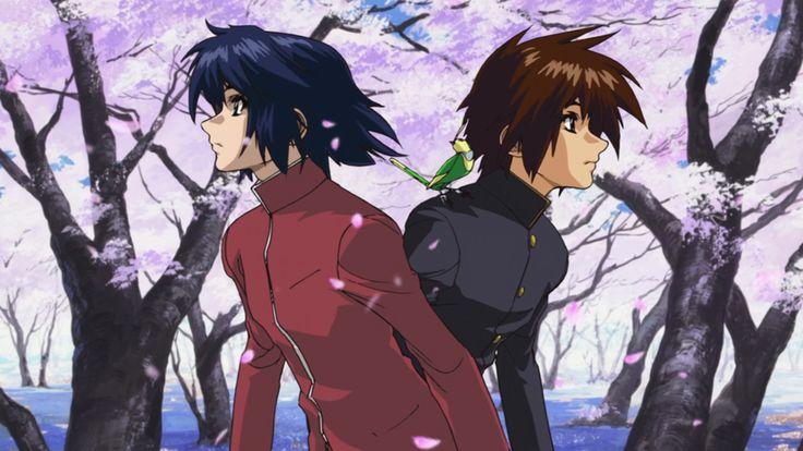 Gundam SEED HD - Episode 40 - Special Ending : Athrun Zala, Kira Yamato