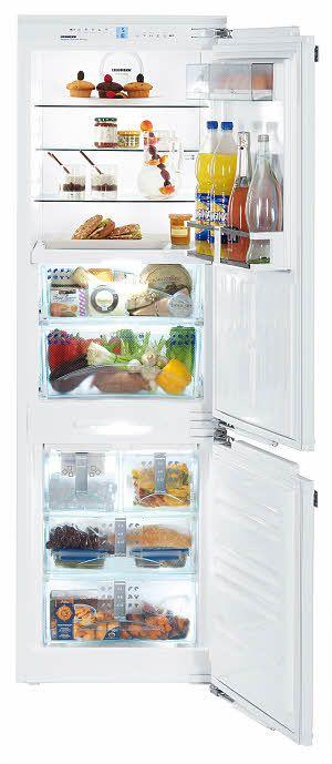 Liebherr Kühlschrank mit Icemaker und Biofresh   ICBN 3366 Premium BioFresh NoFrost
