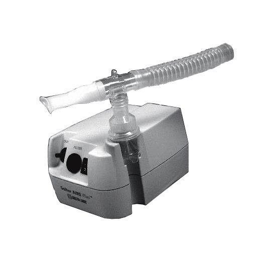 Mire este producto que puede interesarle: Nebulizador Compresor Salter Labs Aire Plus 8350. #espirometros