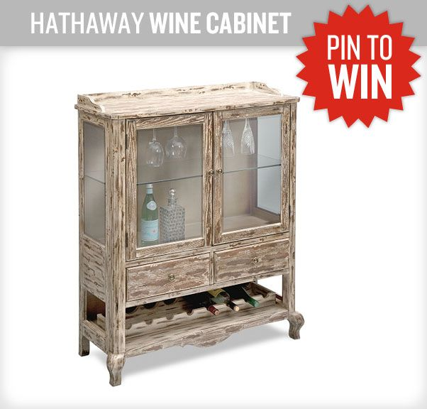 a shabby chic and rustic style wine cabinet newvcf