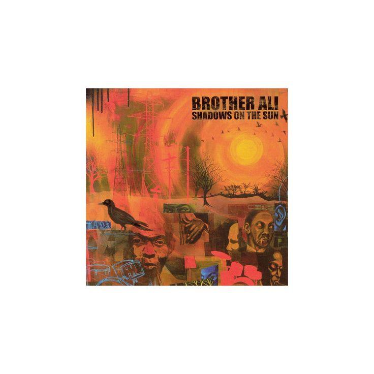 Brother ali - Shadows on the sun [Explicit Lyrics] (CD)
