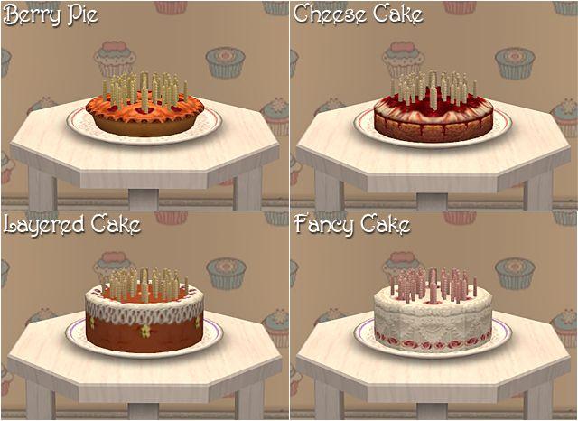 Angels In My Kitchen Birthday Cakes
