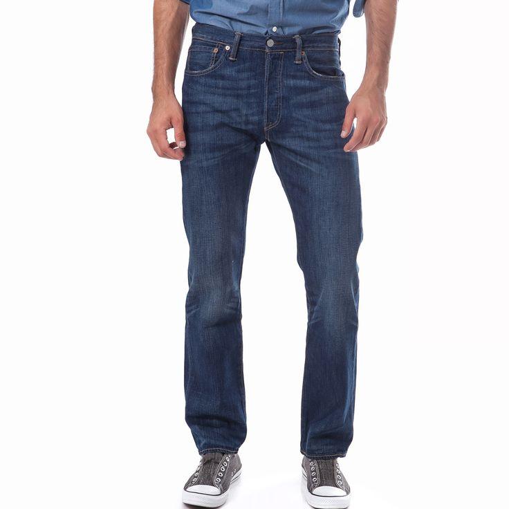 LEVI'S - Ανδρικό τζιν παντελόνι Levi's 511 μπλε | παντελονια τζιν ανδρικα προσφορες, προσφορες τζιν, τζιν LEVI'S φθηνα, τζιν παντελονια ανδρικα LEVI'S
