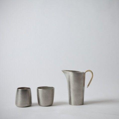 Mjölk : Tin Sake ewer - 501241 Sake Ewer Small