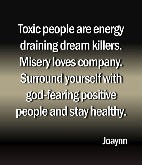 5 Tips for Handling Toxic Relationships - Counting My Spoons |Energy Draining People