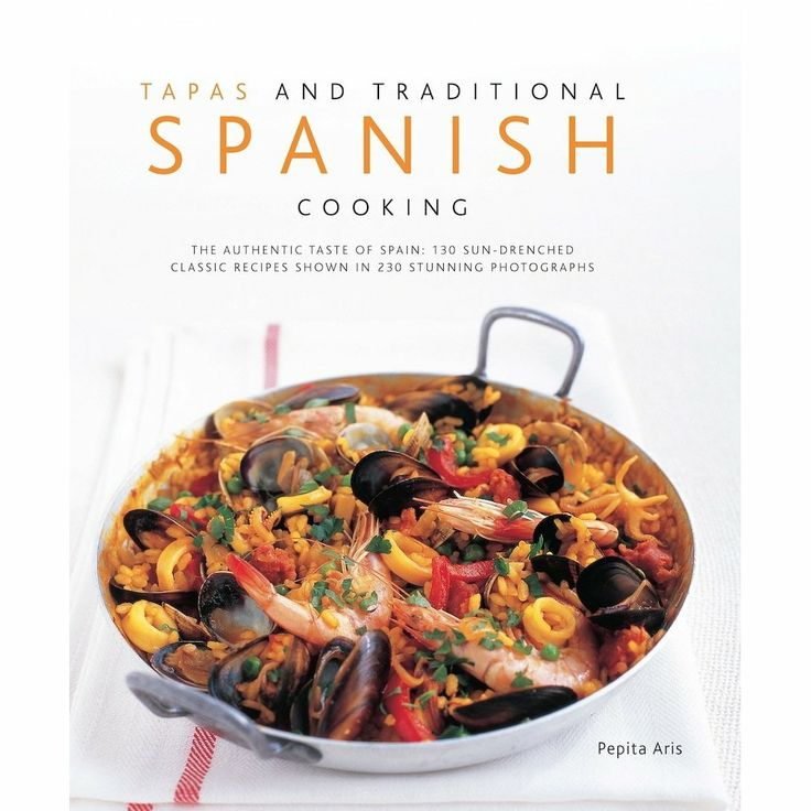 110 best best mediterranean cookbooks images on pinterest tapas and traditional spanish cooking ebook pepita aris amazon books fandeluxe Document
