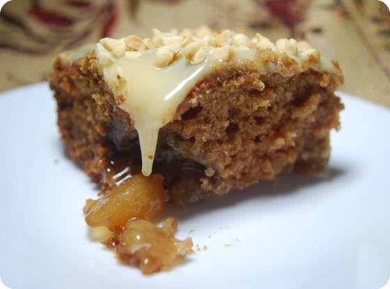 Caramel Apple Cake: Cakes Time, Caramel Apple Cakes, Caramel Apples Cakes, Desserts Cakes, Cakes Fillings, Cakes Receipes