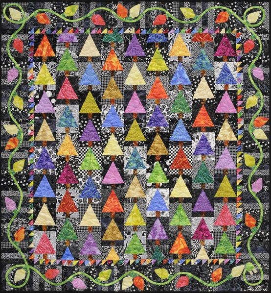 17 Best images about Holiday Quilts! on Pinterest Christmas trees, Patterns and Small quilts