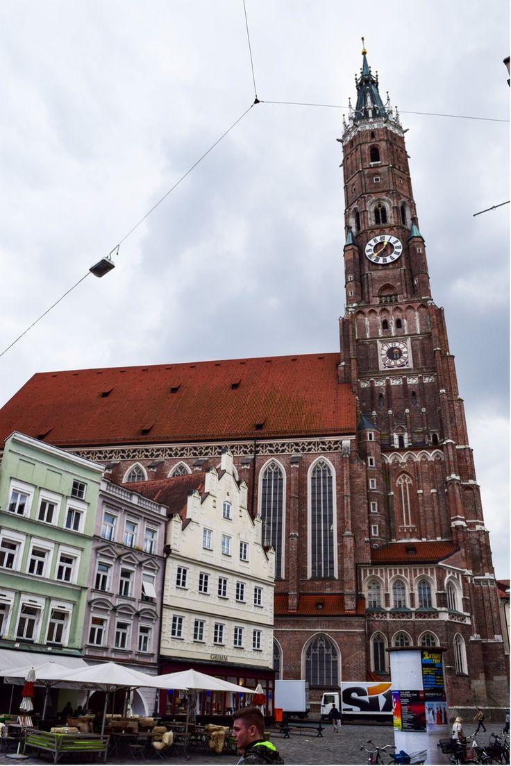 Der höchste Kirchturm in Deutschland ist in Landshut http://www.travelworldonline.de/traveller/landshut-unsere-tipps-fuer-einen-stadtrundgang/?utm_content=buffer84c0c&utm_medium=social&utm_source=pinterest.com&utm_campaign=buffer ... #landshut #bayern #deinbayern