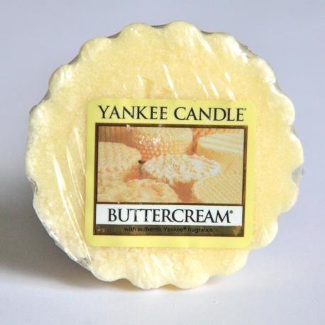 Tartelette BUTTERCREAM Yankee Candle wax tart US USA