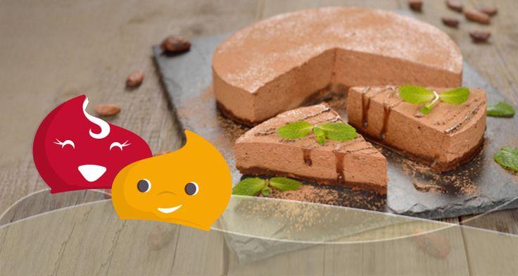 E' il momento dell'Oroscopo Dolce! La #Cheesecake al #Cioccolato dei nati sotto il segno dello #Scorpione