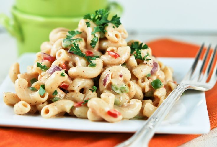 Gonna Want Seconds: Macaroni Salad