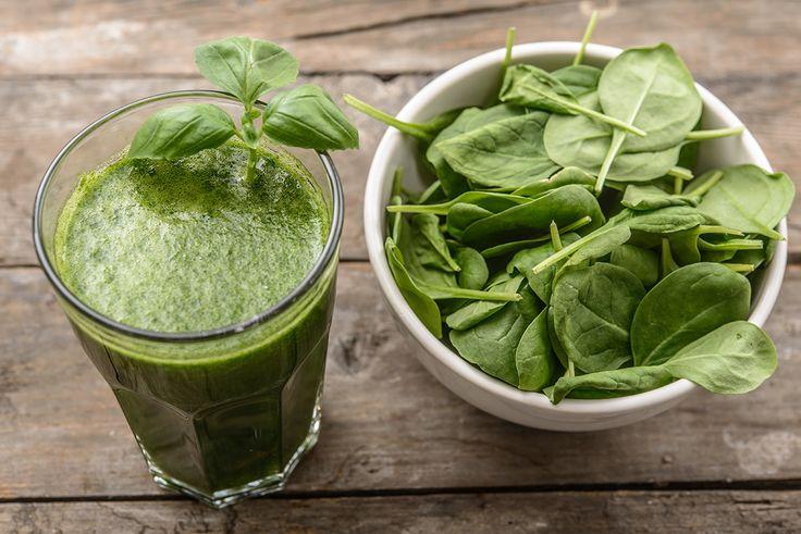 grüne smoothies blattgemüse
