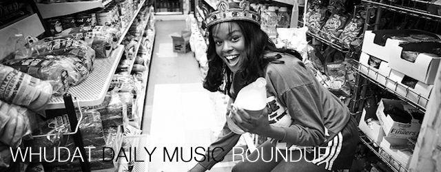 Roundup: Big K.R.I.T, Venomous2000, King Mez, Coldplay   Jay-Z, Azealia Banks, Big Sean x Wale