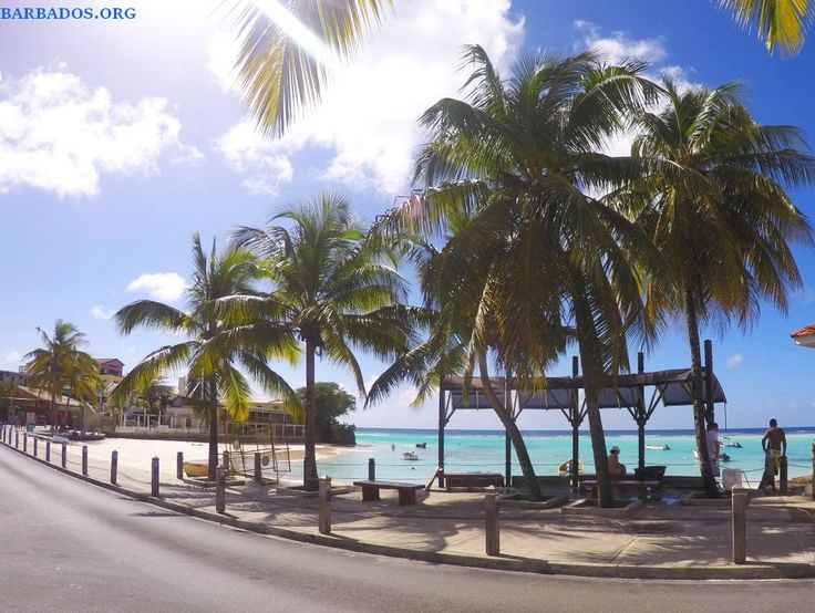 St.Lawrence Gap - great beaches and the party hub of #Barbados