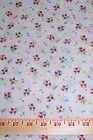 SOFT Floral Seersucker Plisse Cotton Fabric - 7+1/3 Yards - Craft Sew Quilt - #cotton, #craft, #floral, #seersucker, 7+1/3, fabric, Plisse, Quilt, soft, yards