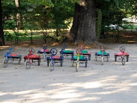 I grilli del Parco Ducale #Parma #lovemycity