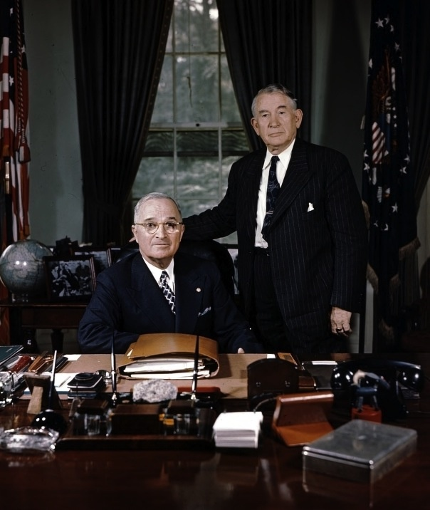 an introduction to the history of the president harry s truman Harry truman (1884-1972), the 33rd us president, assumed office following the  death of president franklin roosevelt (1882-1945) in the white house from.