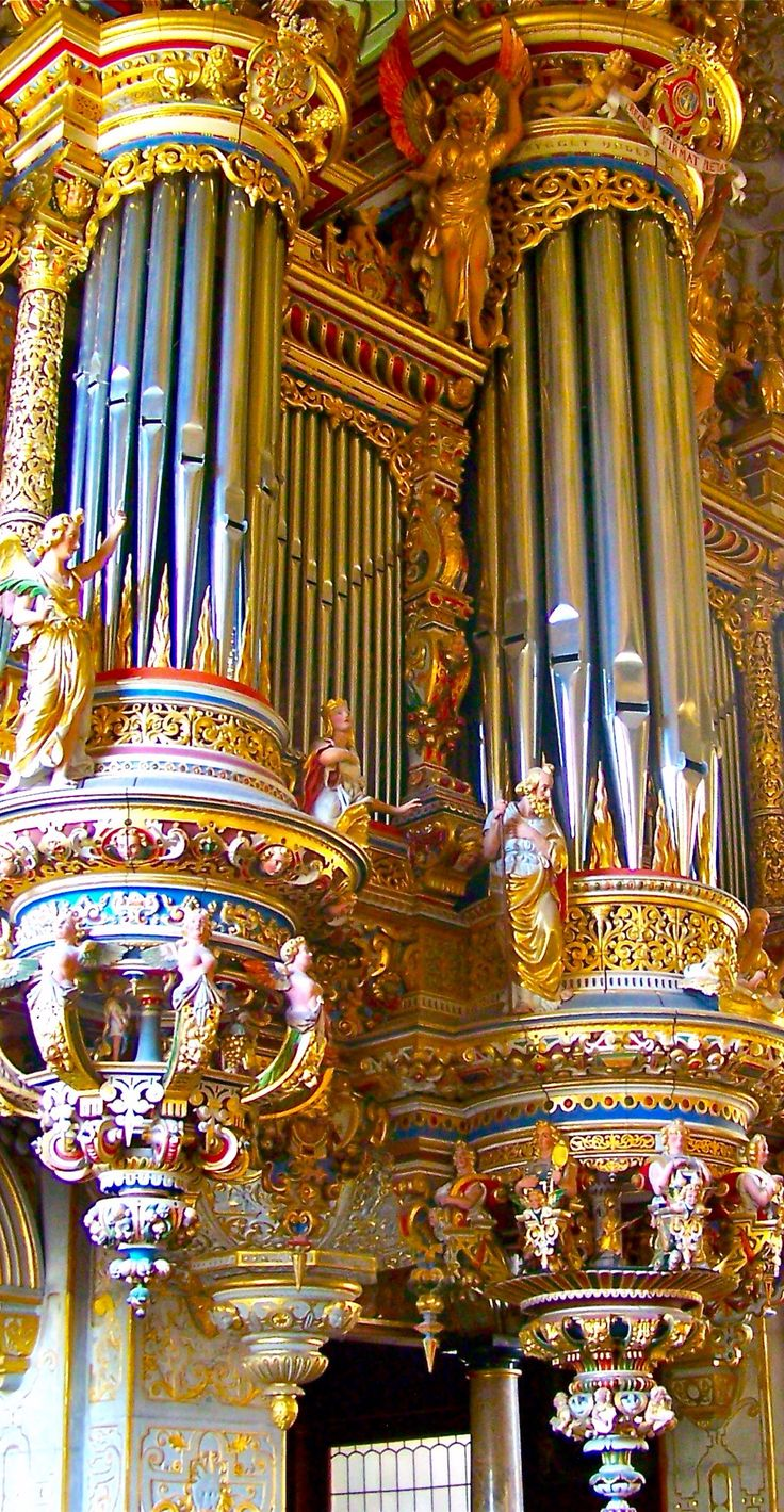 The museum of national history at frederiksborg castle copenhagen - Pipe Organ In The Frederiksborg Chapel Of The Frederiksborg Castle Hillerod Denmark