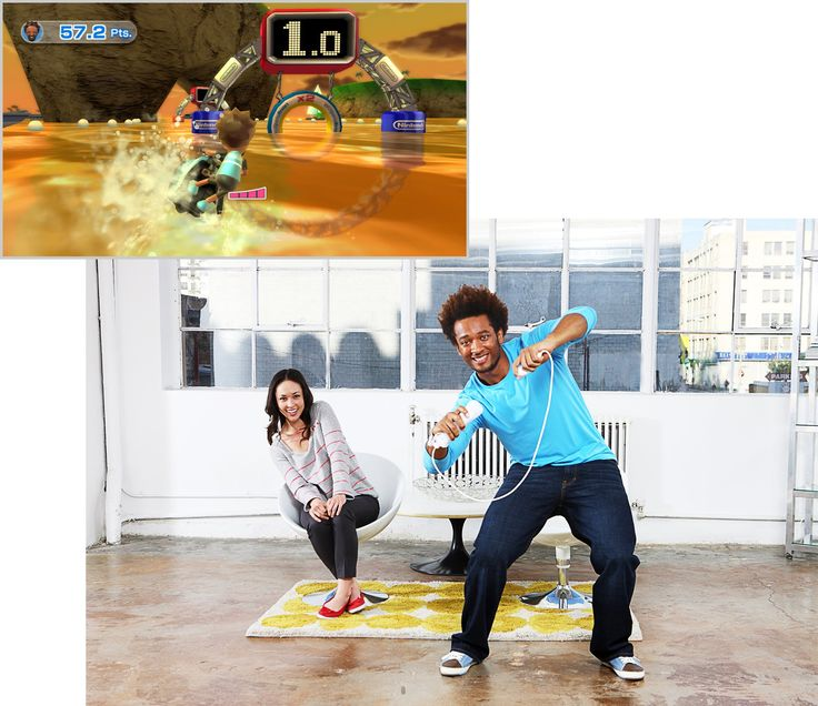 Wii Sports Resort * To view further for this item, visit