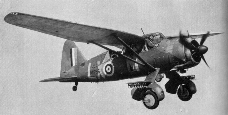 De Lysander werd vaak gebruikt door de ATA, om te transporteren vooral. Het was het eerste vliegtuig waarin Maddie vloog in de oorlog.
