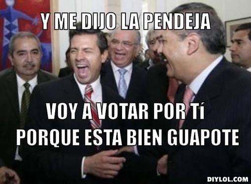 Community Post: 10 de los mejores memes de Enrique Peña Nieto