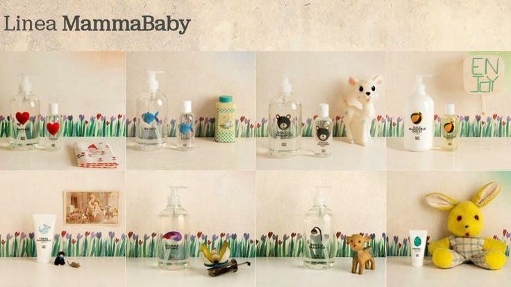 Linea MammaBaby! Prodotti detergenti-cosmetici sia per #bambini che per adulti. Ad ogni confezione è associato un simpatico oggetto per sviluppare le capacità associative dei più piccoli >> http://www.farmaciaigea.com/363_mammababy
