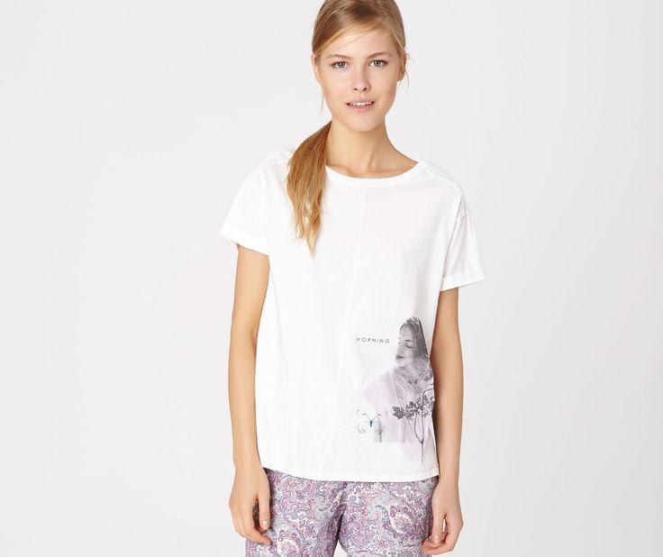 Camiseta Morning - OYSHO